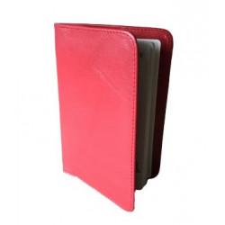 Protège-passeport Rouge