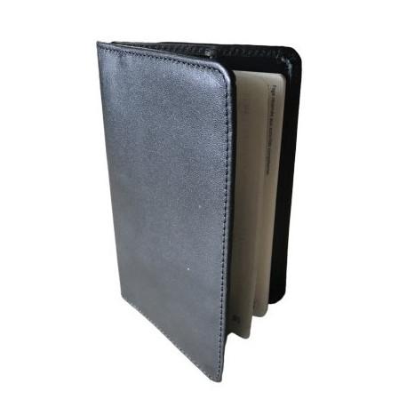Protège-passeport Noir