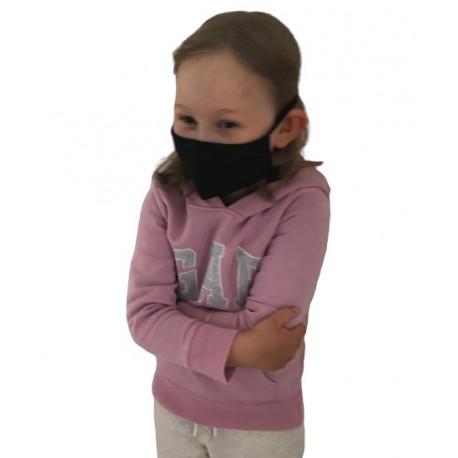 Masque barrière KOKOON KIDS  lavable avec recharge, fabriqué en France