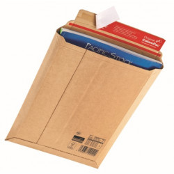 Pochette d'expedition robuste en carton ondulé290x400x -50