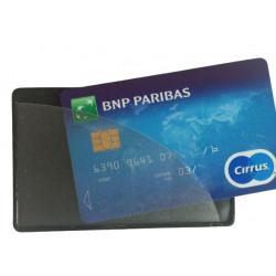 Protège-CB PVC 1 carte