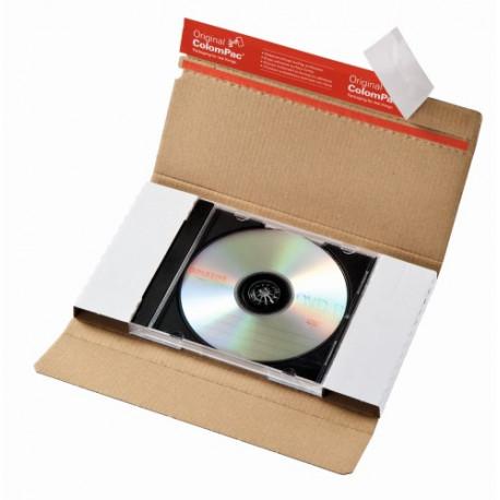 Emballage d'expédition pour boitier CD225x125x12