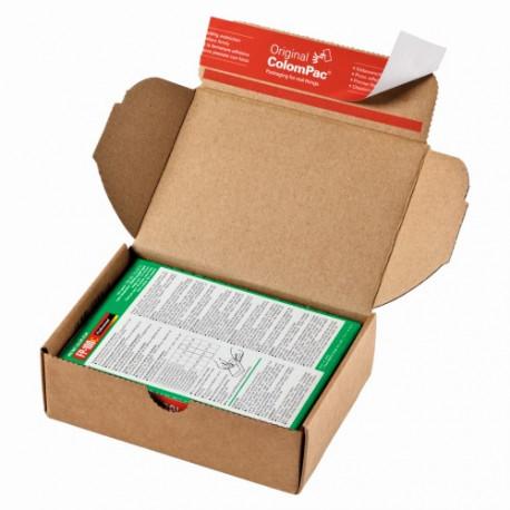 Le système modulaire, boite format 1 à 4 pour expedtion de petites pièces, carton brun305x210x91