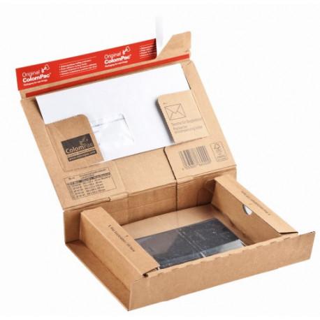 Emballage d'expedition pour ordinateurs jusqu'à 17''410x275