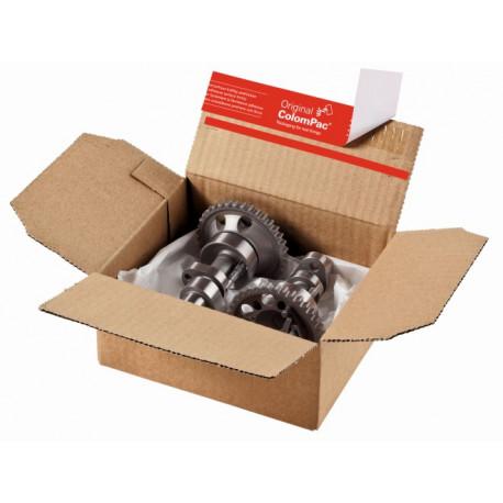 Boite fond automatique avec fermeture adhesive et tirecel260x220x130
