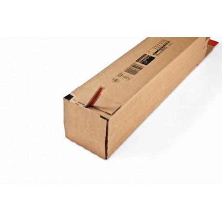 boite d'expedition pour plans avec double fermeture adhésive430x108x108