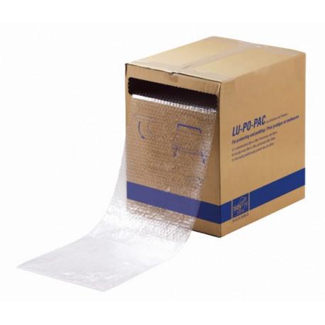Boite distributrice de bulle d'air LU¨POPAC425x350x456