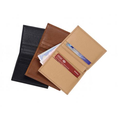 Présentoir 8 porte-cartes Barrière RFID en métal