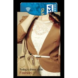 Etui anti ondes pour Samsung Galaxy S5 bleu