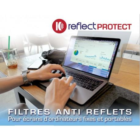 Filtre anti reflets pour Ordinateur 27'' ou inférieur