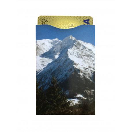 Protège-CB Montagne Enneigée