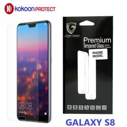Protège écran en verre trempé pour GALAXY S8