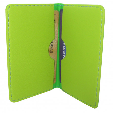 57891de5182 Protege carte bancaire sans contact Collection Kokoon™ Coloris Vert