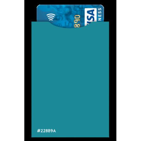 Protège Cartes Bleues - 66