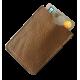 Présentoir de 8 Protège CB Barrière RFID en cuir 1 carte