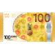 Billet Barrière RFID Kokoon Banknote Visuel Fruit