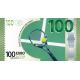 Billet Barrière RFID Kokoon Banknote Visuel Tennis