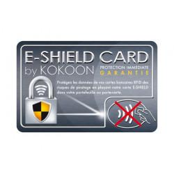 Carte Barrière RFID E-Shield Card