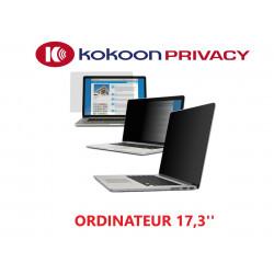 """Filtre de confidentialité pour ordinateur portable 17.3"""""""