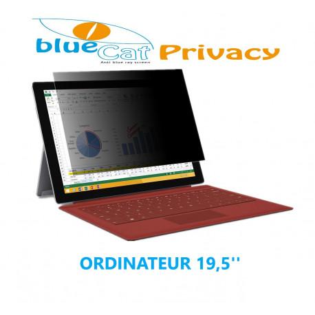 """Filtre de confidentialité anti  lumière bleue pour ordinateur 19.5"""""""