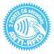 Etui smartphone avec poches CB Barrière RFID pour Samsung Galaxy S8