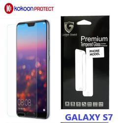 Protège écran en verre trempé pour GALAXY S7