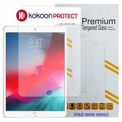 Protège écran en verre trempé pour iPad Mini/Mini2