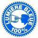 Verre trempé anti lumière bleue 100% pour iPhone 7