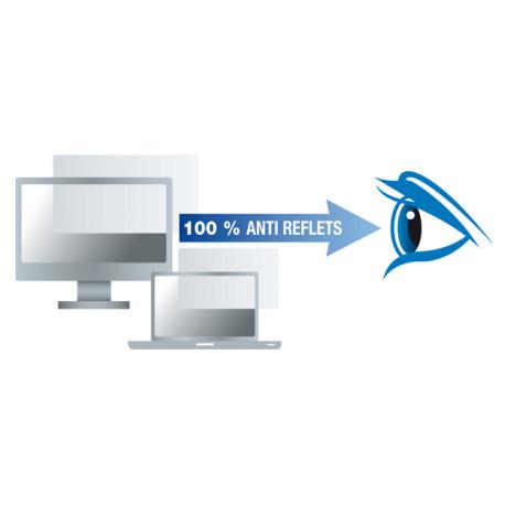 Filtre anti reflets pour Ordinateur 15.6'' ou inférieur