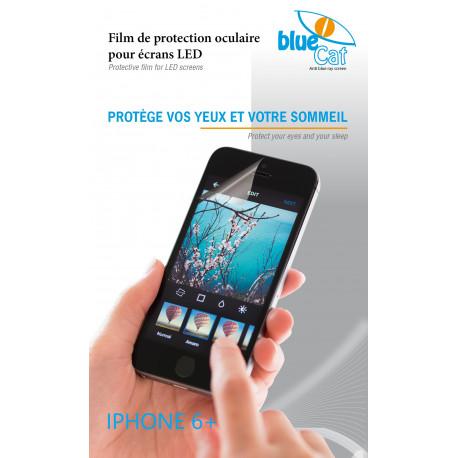 Filtre anti lumière bleue pour iPhone 6+