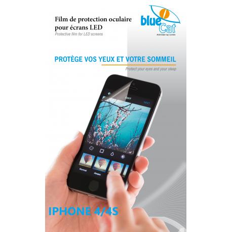 Filtre anti lumière bleue pour iPhone 4/4S